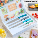 wholesale Knife Sets: Knife Set Knices InnovaGoods 5 Pieces
