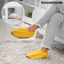 Chaussons Chauffants Micro-ondes InnovaGoods Mouta