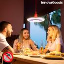 KL Lamp InnovaGoods Plafonnier Anti-Moustique