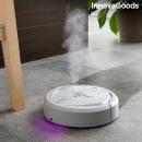 Robot Mopa Rechargeable 4 en 1 avec Désinfection U