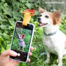 Clip pour Selfies pour Animaux Familiers Pefie Inn