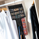 wholesale Handbags: Shiny Hanger Glam Bag and Accessory Organiser
