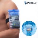 WpShield Wasserdichte Handyhülle - Blau