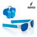 Großhandel Sonnenbrillen: Sonnenbrille einklappbar Sunfold AC2