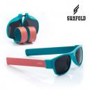 Großhandel Sonnenbrillen: Sonnenbrille einklappbar Sunfold AC1