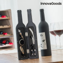 wholesale Kitchen Utensils: InnovaGoods Bottle Wine Set (5 Pieces)