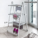 InnovaGoods Vertical Electric Drying Rack 300W Gre