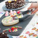 Coupeur-Serveur de Gâteaux InnovaGoods