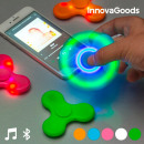 wholesale DVD & TV & Accessories: InnovaGoods LED Spinner with Speaker and ...