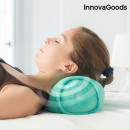 InnovaGoods Cylindrical Massaging Pillow