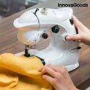 wholesale Curtains & Drapery: InnovaGoods Compact Sewing Machine 6 V 1000 ...
