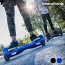 InnovaGoods Electric Hoverboard - Black