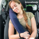 InnovaGoods Adjustable Travel Pillow with Seat Att