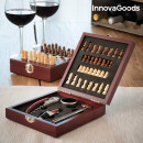 wholesale Kitchen Utensils: InnovaGoods Chess Wine Set (37 Pieces)