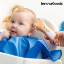 InnovaGoods Rechargeable Hair Trimmer for Babies