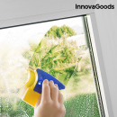InnovaGoods Mini Magnetic Window Cleaner