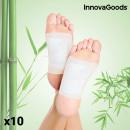 Patchs Détoxifiants pour les pieds InnovaGoods (Pa