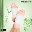 InnovaGoods Detox Fußpflaster (10er Pack)