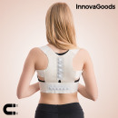 wholesale Scarves & Shawls: InnovaGoods Magnetic Back Support