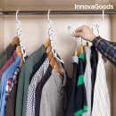 wholesale Small Furniture: InnovaGoods Hanger Organiser for 40 Items (24 Pie