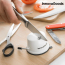 wholesale Knife Sets: InnovaGoods Sharpener with Suction Cup