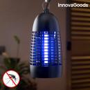 Lampe Anti-Moustiques KL-1600 InnovaGoods 4W Noire