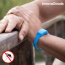 InnovaGoods Citronella Anti-Mücken Armband - Gelb