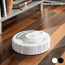InnovaGoods Robot Floor Cleaner - Black