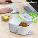 InnovaGoods Electric Lunch Box 40W White Green