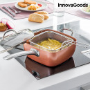 InnovaGoods Copper 5 in 1 Multifunktionspfannenset
