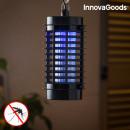 Lampe Anti-Moustiques KL-900 InnovaGoods 3W Noire