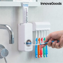 wholesale Bath Furniture & Accessories: InnovaGoods Toothpaste Dispenser and Holder