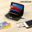 InnovaGoods Security and Power Bank Card Wallet