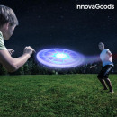 InnovaGoods Multicoloured LED Frisbee