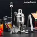 InnovaGoods Cocktail Set with Recipe Book (6 Piece