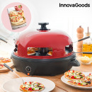 InnovaGoods 700W Pizzini Forno Presto! with Recipe