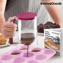 InnovaGoods Cake Batter Dispenser with Recipe Box