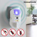 InnovaGoods 5 en 1 Schädlingsvertreiber mit LED un