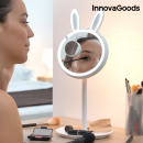 Lustro InnovaGoods Mirrobbit 2-in-1 Makeup LED