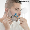 InnovaGoods Hipster Barber Beard Template for Shav