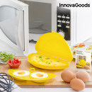 wholesale Storage media: InnovaGoods Microwave Omelette & Egg Maker