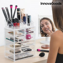 InnovaGoods Acryl Make up Organizer