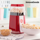 InnovaGoods Hot & Salty Times Hot Air Popcorn Make