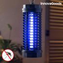 Lampe Anti-Moustiques KL-1800 InnovaGoods 6W Noire