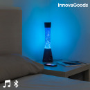 wholesale Hi-Fi & Audio: InnovaGoods Flow Lamp Glitter Lamp with Speaker 30