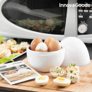 wholesale Storage media: InnovaGoods Boilegg Microwave Egg Boiler with Reci