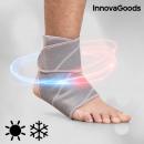 InnovaGoods Knöchelbandage mit Wärme und Kälte Gel