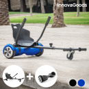 Pack Hoverkart + Hoverboard InnovaGoods - Patinete