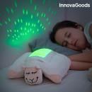 Peluche Projecteur LED d'Étoiles Mouton InnovaGood