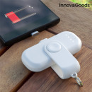 Power Bank Magnétique Universel InnovaGoods 1000 m